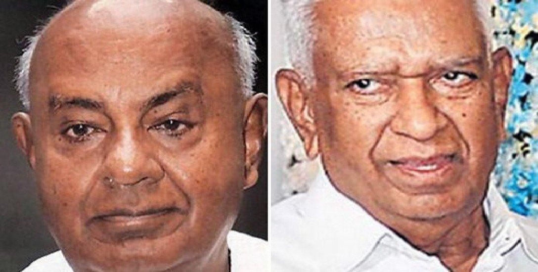 தேவகவுடா Vs வஜுபாய் -  22 ஆண்டுகளுக்கு முன் நடந்தது என்ன?