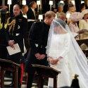 காதலி மேகன் மார்கிலை கரம்பிடித்தார் இங்கிலாந்து இளவரசர் ஹாரி! #RoyalWedding