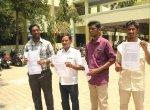 'ஜியோ டவரால் நோய் பரவும் அபாயம்' - கலெக்டரிடம் புகார் கொடுத்த கிராமத்து இளைஞர்கள்