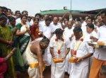 50 கோடி செலவில் ஜெயலலிதாவுக்கு  நினைவிடம்... உங்கள் கருத்து என்ன?   #VikatanSurvey