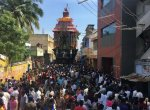 ஸ்ரீவைகுண்டம் கள்ளபிரான் திருக்கோயில் சித்திரைத் தேரோட்டம்
