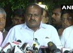 `கர்நாடக முதலமைச்சராகிறார் குமாரசாமி!' - ஆட்சியமைக்க ஆளுநர் அழைப்பு