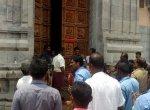 சமயபுரம் கோயில் யானையால் பாகனுக்கு நடந்த கொடூரம்!