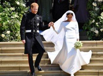 ஹாரி-மார்கில் திருமணத்தில் உடைக்கப்பட்ட விதி எது தெரியுமா? #RoyalWedding