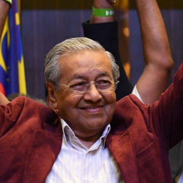 மலேசியாவில் மீண்டும் மகாதீர் முகமது... ஒரு ரியல் 'கபாலி'யின் கதை!
