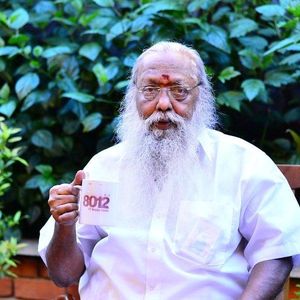 ஆனந்தவிகடனுக்கு பாலகுமாரனின் கடைசி பேட்டி! #RIPBalakumaran