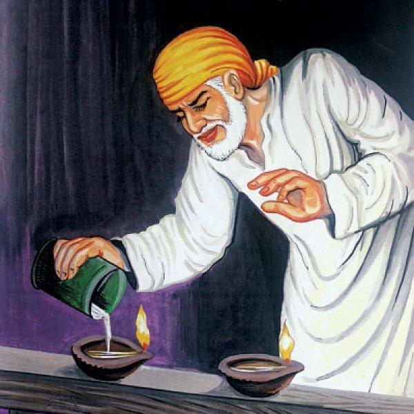வலி, வேதனையோடு வந்தவர்களுக்கு `கருணை' மருந்து கொடுத்த பாபா! #SaiBaba