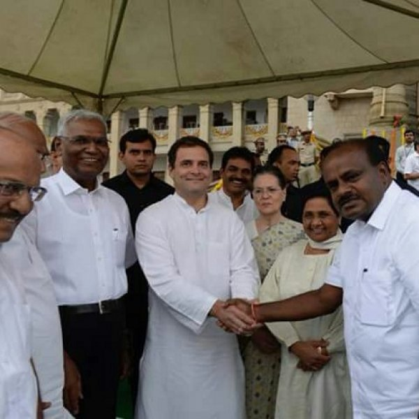 நாடாளுமன்றத் தேர்தலில் தேசியக் கட்சிகள் ஒன்றுபட வேண்டும் - இந்திய கம்யூ.!