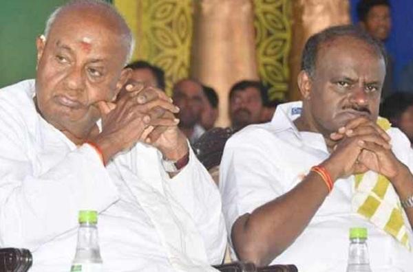 தேவகவுடா குமாரசாமி