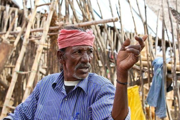 சோளகர் தொட்டி - சித்தன் சிவண்ணா