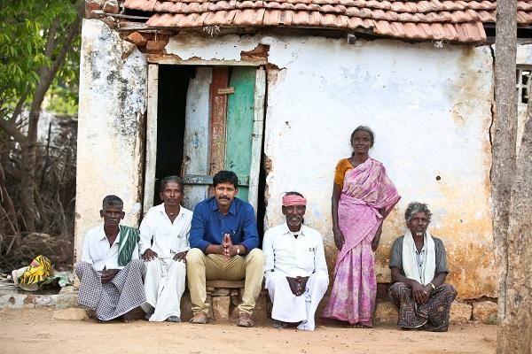 சோளகர் தொட்டி மக்கள் - சித்தன் சிவண்ணா