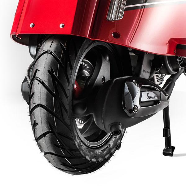 TT 125 Rear Wheel