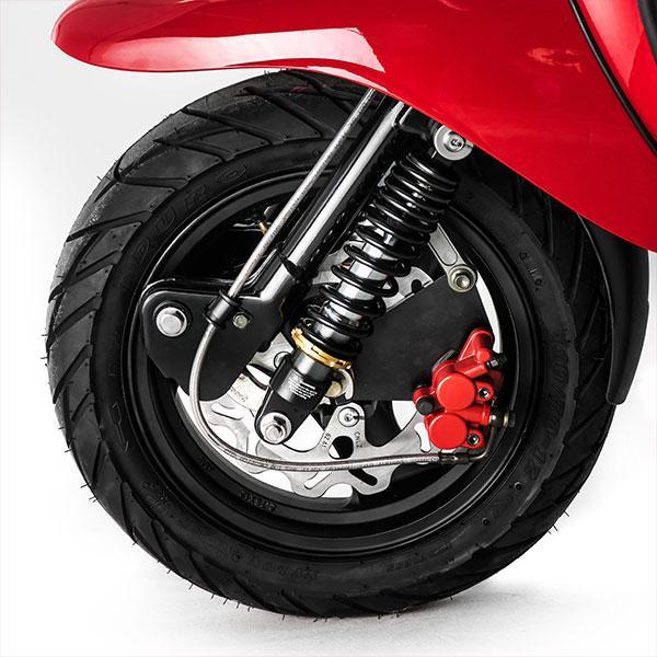 TT 125 Front Wheel