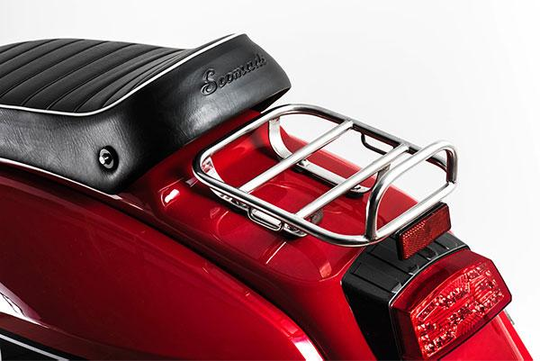 TT 125 Luggage Carrier