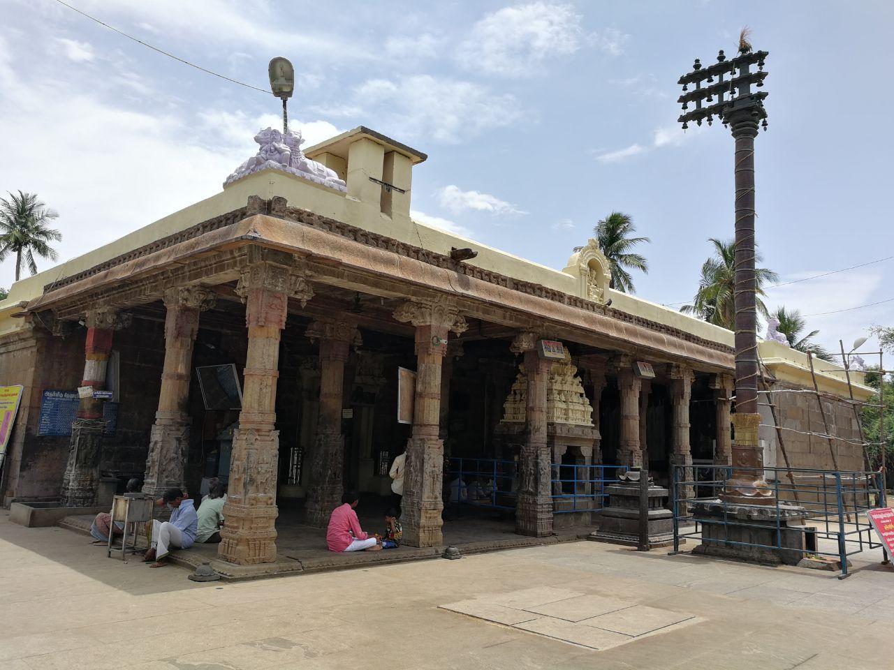 மாடம்பாக்கம் சிவன் கோயில்