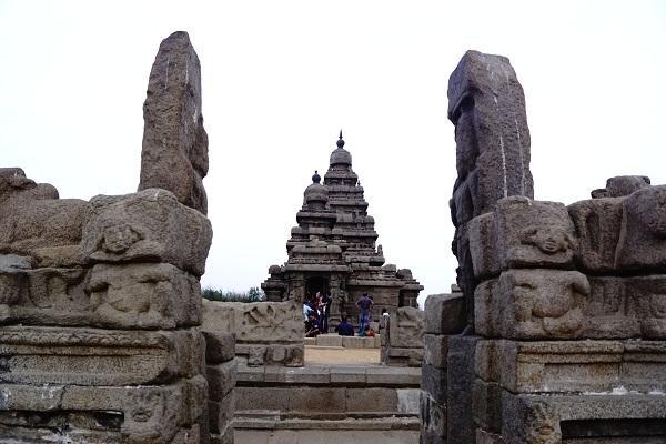 கடற்கரைக் கோயில்