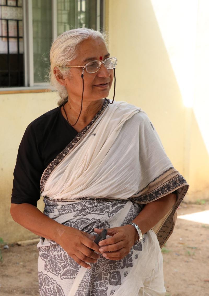 மேதா பட்கர்