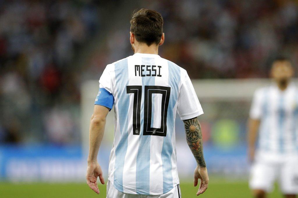 Lionel Messi  #ARGCRO