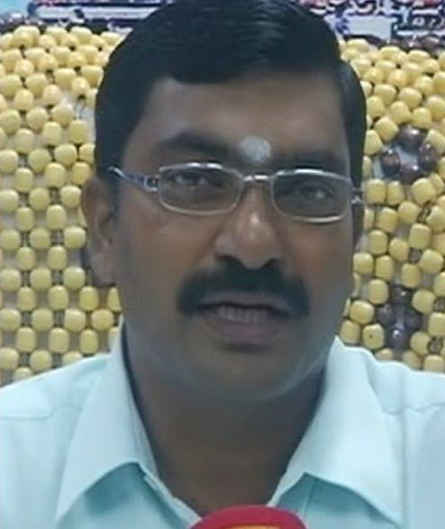 நாகை மாவட்ட ஆட்சியர்