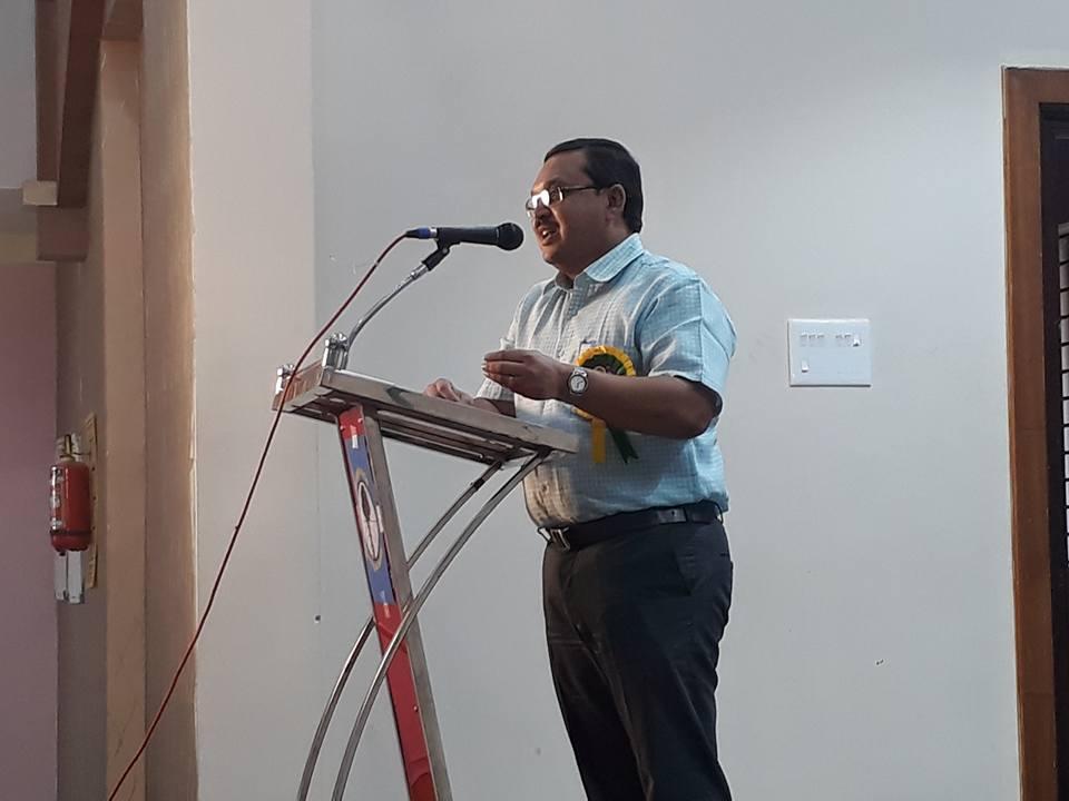 கீழடி ஆய்வாளர் அமர்நாத் ராமகிருஷ்ணன்