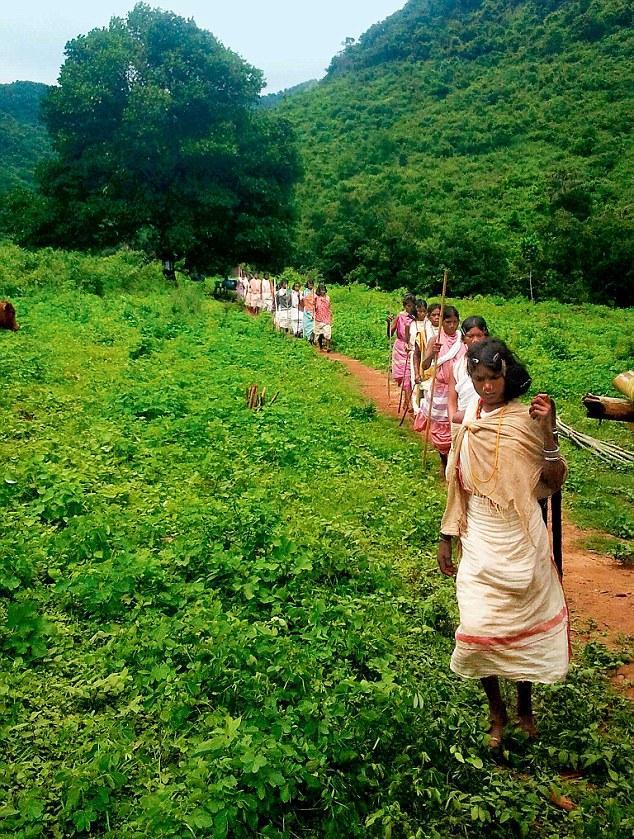 நியம்கிரி பெண்கள்