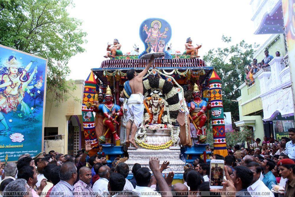 மாங்கனித் திருவிழா