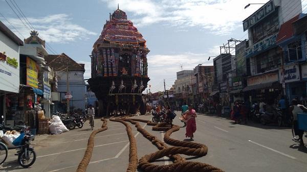 நெல்லையப்பர் திருத்தேர்