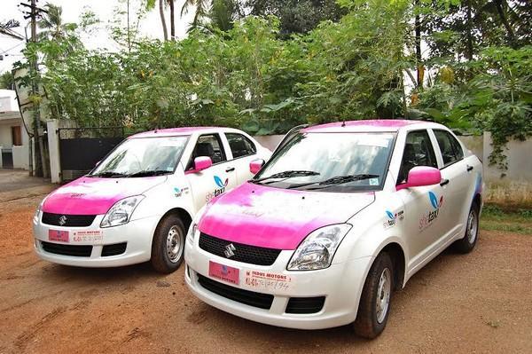 கேரளாவில் பென்கள் மட்டுமே ஓட்டும் ஷீ டாக்ஸி