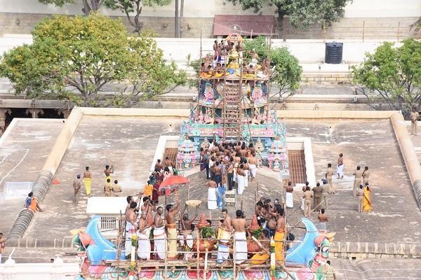 பெருமாள் கோயில் கும்பாபிஷேகம்