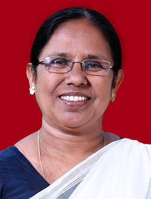 கே.கே.சைலஜா