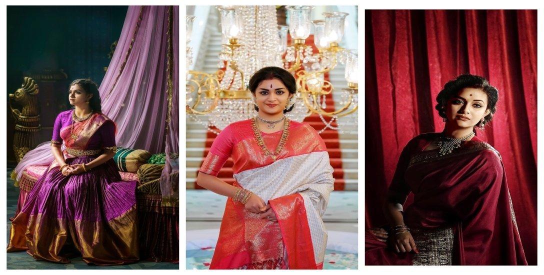 200 பேர், 110 ஆடைகள்! -`நடிகையர் திலகம்' ரகசியம் சொல்லும் காஸ்ட்யூம் டிசைனர் #VikatanExclusive