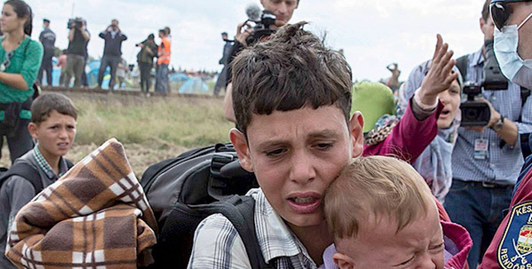 உலக அளவில் நாடற்று இருக்கும் 7 கோடி மக்கள்! #WorldRefugeeDay