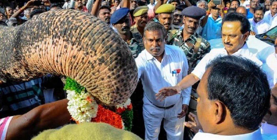 'சுக்ர ப்ரீத்தி தானம்' ஸ்டாலினுக்கு அரசியல் ஆதாயம் அளிக்குமா?