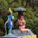 சிறைவைக்கப்பட்ட இலங்கை அசோகவனத்திலேயே அம்மனாக அருள்பாலிக்கும் சீதை! #VikatanPhotoStory
