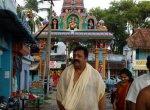 சுசீந்திரம் முன்னுதித்த நங்கை கோயிலைப் புதுப்பிக்க ஆர்வம் கொண்ட சுரேஷ்கோபி!