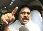 `தி.மு.க-வுடன் கூட்டணியா?' - கேள்வியால் கொந்தளித்த தினகரன்