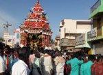 வைத்தியநாதபுரம் திரௌபதி அம்மன் கோயிலில் ஆனித்தேரோட்டம்!