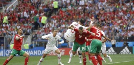 போர்ச்சுக்கல் வெற்றி... மொராக்கோ உலகக்கோப்பையில் இருந்து வெளியேற்றம்! #PORMAR