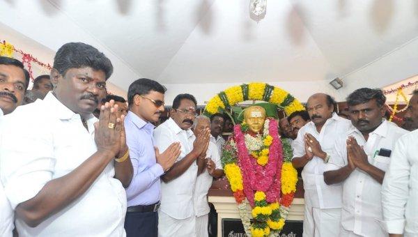 'கருணாநிதி வந்தாலும் ஆட்சியை அசைக்க முடியாது'- கொந்தளிக்கும் செல்லூர் ராஜூ