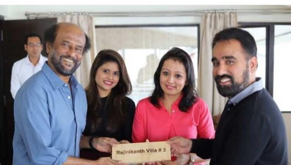 டார்ஜிலிங்கில் ரஜினியை ஆச்சர்யப்படுத்திய ரிசார்ட் உரிமையாளர்!