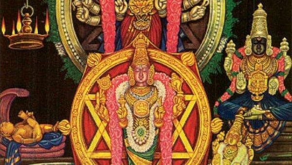 மகாபாரதப் போரின் போக்கையே மாற்றிய கிருஷ்ணர் கை ஆயுதம்! -ஸ்ரீசுதர்சன ஜயந்தி சிறப்புப் பகிர்வு
