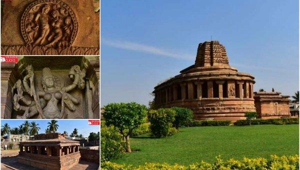 ஒரே கிராமத்தில் 120-க்கும் மேற்பட்ட கோயில்கள்... சிற்பக் களஞ்சியமாக விரிந்து கிடக்கும் அய்ஹோல்