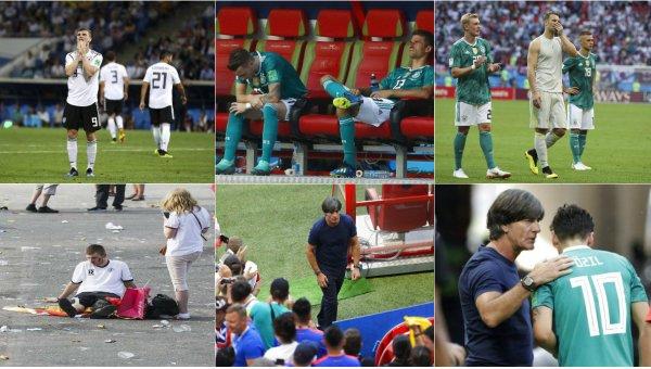 ஜெர்மனி வெளியேறியது ஏன்? உலகச் சாம்பியனின் 5 தவறுகள்! #WorldCup