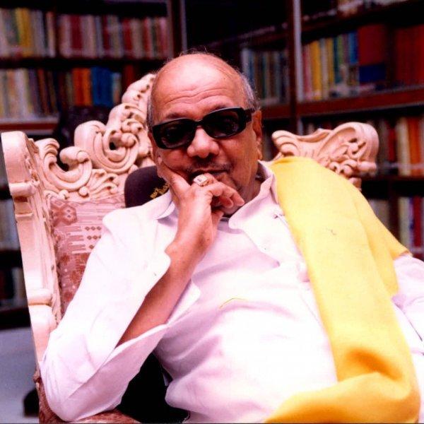 """""""தம்பி விஜய்க்கு 'லவ் டுடே'... எனக்கு 'எஸ்டர் டே' """" - கருணாநிதி கலகல! #Karunanidhi95"""