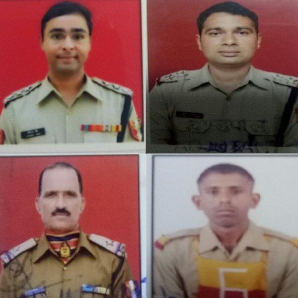 பாகிஸ்தான் அத்துமீறல்! இந்திய ராணுவ வீரர்கள் 4 பேர் உயிரிழப்பு