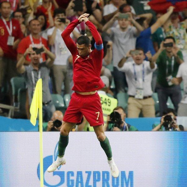 ரொனால்டோ - 3 : ஸ்பெயின் - 3... உலகக் கோப்பைக்கு உயிர் கொடுத்த CR7 #WorldCup #PORESP