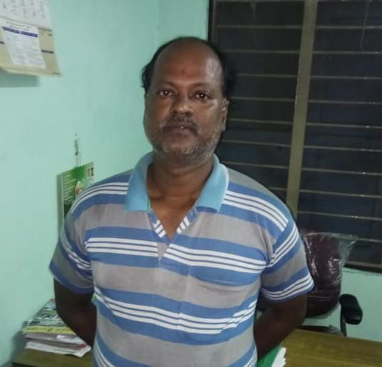 சிசிடிவி கேமராவால் சிக்கிய பெயிண்டர் பரமேஸ்வரன்