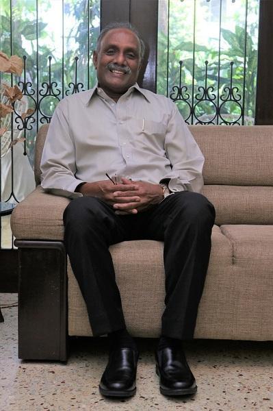 Dr Chokkalingam