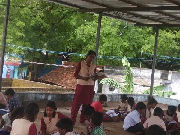 அரசுப் பள்ளி மகாலட்சுமி