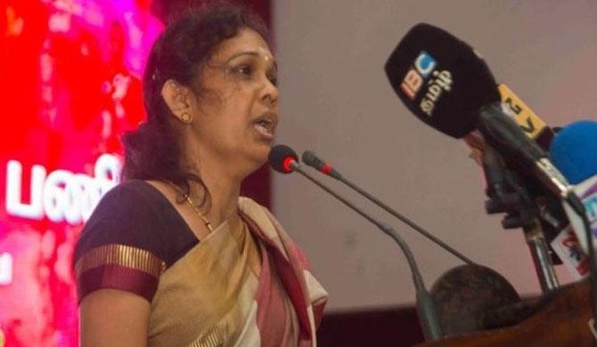 விஜயகலா மகேஸ்வரன்